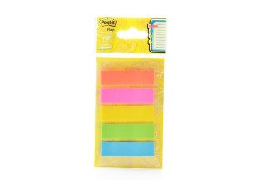 Supplier ATK Post-it 3M 583-5 Index Flag 5 Colour Harga Grosir