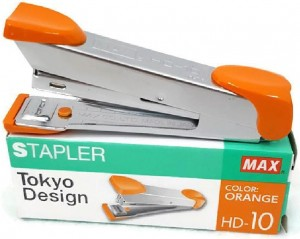 Supplier ATK Max HD-10 Stapler Orange Harga Grosir