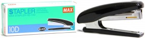 Supplier ATK Max HD-10D Stapler Black Harga Grosir