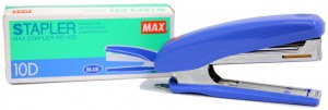Supplier ATK Max HD-10D Stapler Blue Harga Grosir