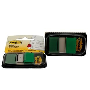 Supplier ATK Post-it 3M 680-3 Flag Green Harga Grosir