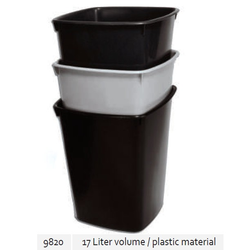 Supplier ATK Bantex 9820 Tempat Sampah Harga Grosir