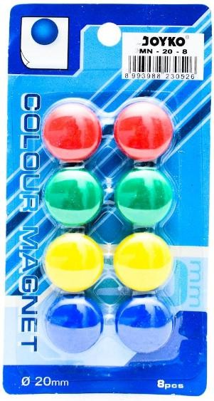 Supplier ATK Joyko Color Magnet MN-20-8 Harga Grosir