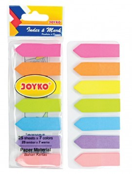 Supplier ATK Joyko Index & Memo IM-33 (Kertas Panah) Harga Grosir