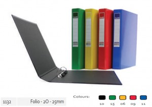 Supplier ATK Bantex 1132 Ring Binder F4 2O-28mm Harga Grosir