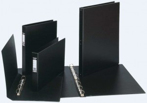 Supplier ATK Bantex 1265-10 Ring Binder A2 Potrait 2 x 4D - 35mm  Harga Grosir