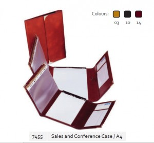 Supplier ATK Bantex 7455 747 Sales and Conference Case A4  Harga Grosir