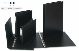 Supplier ATK Bantex 8152 Ring Binder 1467 A3 Potrait 2D-52mm Harga Grosir