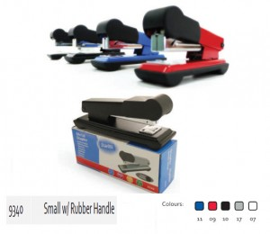 Supplier ATK Bantex 9340 Stapler Kecil with Rubber Handle Harga Grosir