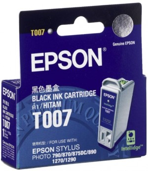 Supplier ATK Epson T007 Black Ink Cartridge Harga Grosir