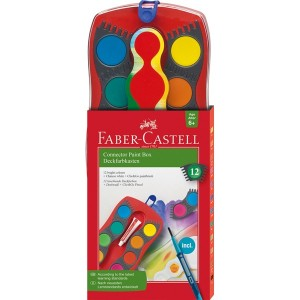 Supplier ATK Faber Castel 125023 Connector Paint Box 12 C Harga Grosir