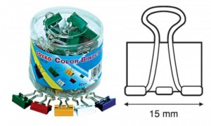 Supplier ATK Joyko Binder Clip 105 CD Harga Grosir