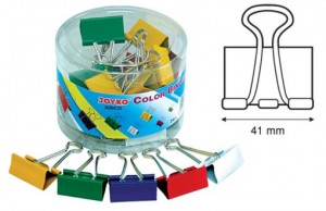 Supplier ATK Joyko Binder Clip 200 CD Harga Grosir