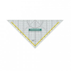 Supplier ATK Linex 0767 Penggaris Geometry 2632 Harga Grosir